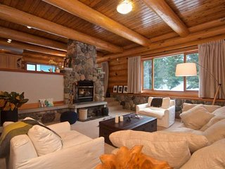 Alpine Meadows Executive Log Chalet home - Whistler vacation rentals