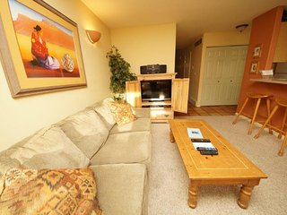 Nice Condo with Fireplace and Parking - Moab vacation rentals
