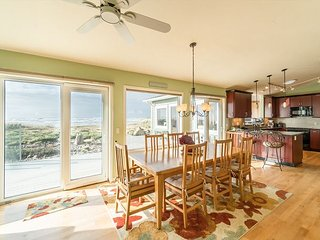 Experience this modern oceanfront home on Waldport's secluded beaches! - Waldport vacation rentals