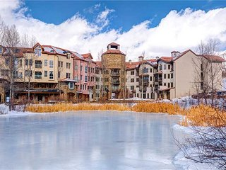 Cozy Condo with Mountain Views and Fireplace - Telluride vacation rentals
