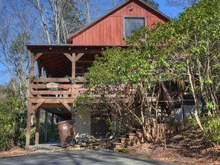 Wonderful Cabin with Deck and Internet Access - Foscoe vacation rentals
