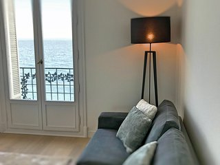 Luxurious Seafront Belle Époque apartment - Menton vacation rentals