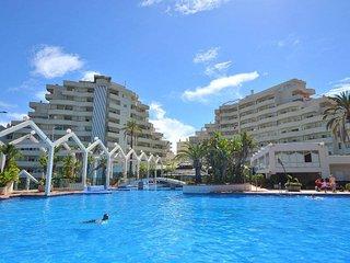 NEW! Large studio in Benalbeach with open sea views, pools and gym. - Arroyo de la Miel vacation rentals