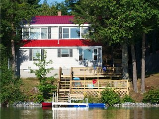 20% off special: Jun-Aug remaining wks: 6 BEDRMS, 2 Bths, sleeps 12 Waterfront - Oxford vacation rentals