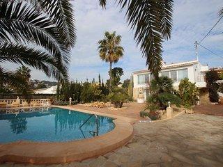 Annushka - beautiful holiday home in Moraira - Moraira vacation rentals