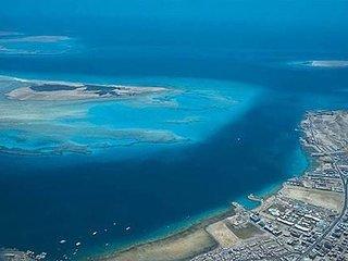 Monolocale Resort Lusso con piscina vista mare Hurghada centro - Soma Bay vacation rentals