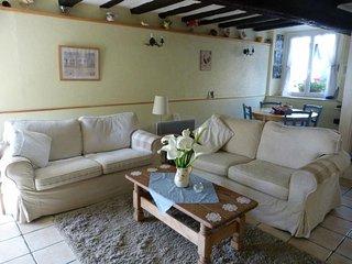 Beautiful renovated fisherman's cottage in Dinan (B020) - Lanvallay vacation rentals