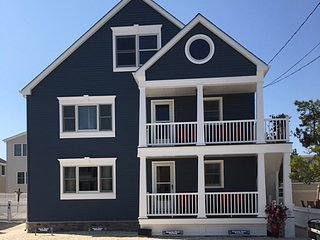 LBI Brighton Beach Oceanside  4 Bedroom Apartment - Long Beach Island vacation rentals