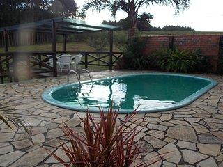 Hville Brasil - Chácara 08 - Lençol - São Bento do Sul/SC - Para até 12 pessoas - Rio Negrinho vacation rentals