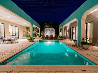 VIDA MAGICA UPSCALE SUPERB HOME IN MERIDA CENTRO - Merida vacation rentals