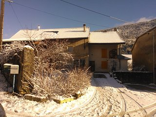 Spacious House with Internet Access and Wireless Internet - Champagne-en-Valromey vacation rentals