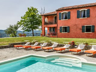 La Collinaccia Villa - Ground Floor - Tredozio vacation rentals