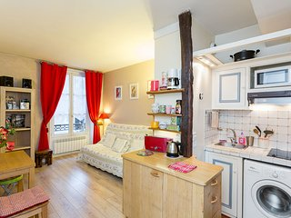 Lovely 1 BR in Marais, close to Notre-Dame and museums  / Lift - Paris vacation rentals