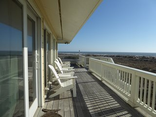 Oceanfront Home. Panoramic Views. See the Sun Rise & Set!! - Bald Head Island vacation rentals