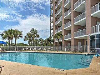 Vibrant 1BR West Gulf Shores Condo w/Wifi, Private Balcony & Stunning Ocean Views - Situated on the Peaceful Fort Morgan Peninsula! - Fort Morgan vacation rentals