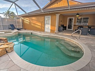 NEW! 3BR Naples House w/Pool - Walk to the Beach! - Naples vacation rentals
