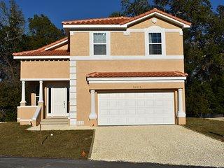 Brand new 3 Br, 2.5 Ba Villa On Homosassa River (163) - Homosassa vacation rentals