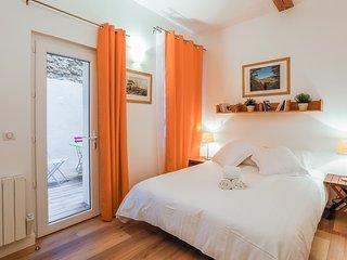 Patio Méditerranée - Premiere conciergerie - Montpellier vacation rentals
