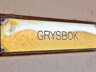 Grysbok Self Catering Cottage - Ladismith - Klein Karoo - R62 - Ladismith vacation rentals
