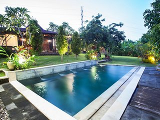 Kubu Ampo - 3 + Bedroom Wood Joglo Style, Private Pool Holiday Home - Kerobokan vacation rentals