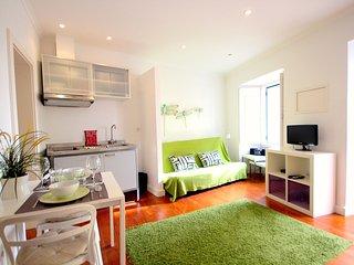 Wasabi Green Apartment, Alfama, Lisbon - Lisbon vacation rentals