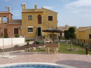 LF73 2 Bed Ground Floor Apartment - Algorfa vacation rentals