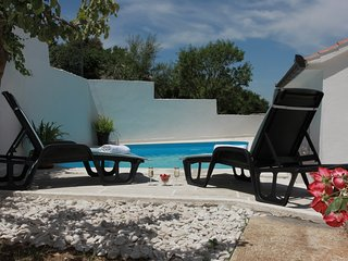 Holiday House Pine Tree - Three Bedroom Holiday Home with Pool - Nerezisca vacation rentals