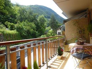 Appartement confortable idéalement situé été hiver - Brides-les-Bains vacation rentals