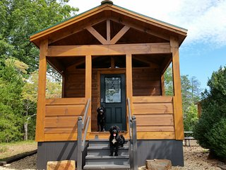 Paradise Cozy Cabins near Tryon International Equestrian Ctr - Shameh's Secret - Tryon vacation rentals
