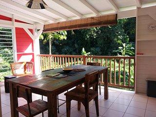Habitation CALISSA gîte MANGUE ROUGE - Bouillante vacation rentals