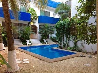 2BR Apartment between 1st and 5th Avenues - Playa del Carmen vacation rentals