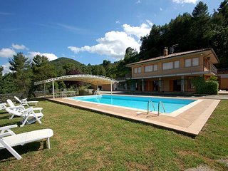 Villa with private pool and panoramic views at 6 km from town. 80km north Rome - Narni vacation rentals