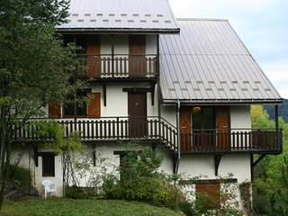 Beautiful Alpine Chalet with the best views in France - Saint-Andeol vacation rentals