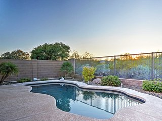 NEW! Beautiful 3BR Peoria House w/ Private Pool! - Sun City West vacation rentals