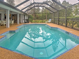 NEW! 3BR North Fort Myers House w/ Private Pool! - North Fort Myers vacation rentals