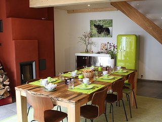 Agritourism - welcome to our organic farm with three charming guestrooms - Onnens vacation rentals