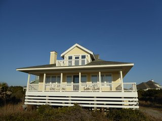 Wonderful Ocean Views! Great House! Pet Friendly - Bald Head Island vacation rentals