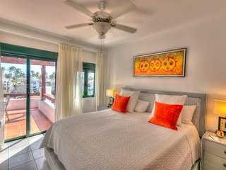 Neat 2 Bedroom Apartment next to the Beach S-I401 - Bavaro vacation rentals