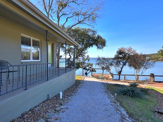 Lake View House on Lake Buchanan - Burnet vacation rentals