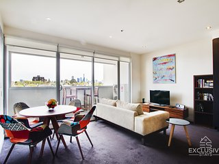 Exclusive Stays: SXY - 2 Bed 1 Bath - City of Yarra vacation rentals