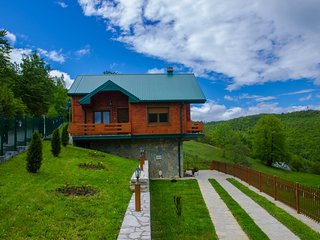 Hotel & Resort Gacka-Luxury Cottage with Two Rooms - Mojkovac vacation rentals