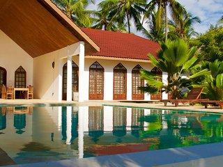 Nice 4 bedroom Matemwe Villa with Deck - Matemwe vacation rentals