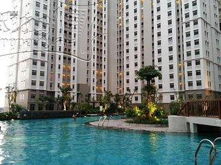 Cozy Affordable Studio Apartment - Jakarta vacation rentals