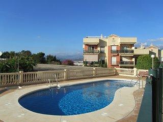 Three bedroom apartment in Torre del Mar with pool - Torre del Mar vacation rentals