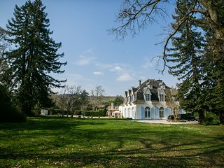 Holiday chateau with heated pool south west France - Sauveterre-de-Béarn vacation rentals
