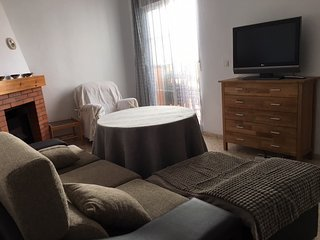 Bright house with 3 rooms and terrace - Alhama de Almeria vacation rentals