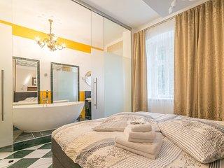 Apartment in Bad Schandau with Terrace, Internet, Parking (450385) - Bad Schandau vacation rentals