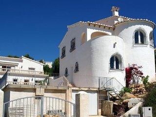 Mansion in El Poble Nou de Benitatxell with Internet, Air conditioning - Benitachell vacation rentals