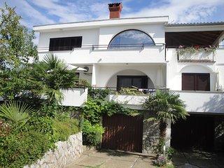 Apartment in Malinska with Terrace, Air conditioning, Parking, Balcony (467774) - Malinska vacation rentals