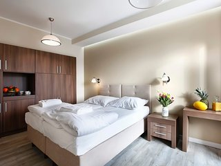 Apartment in Gdańsk with Parking (502953) - Gdansk vacation rentals